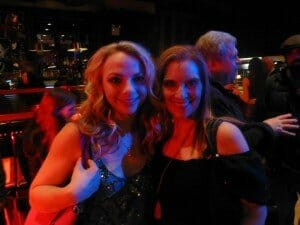 Jill with Samantha Fish