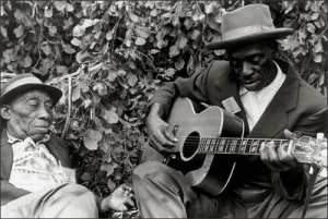 Mississippi John Hurt and Skip James