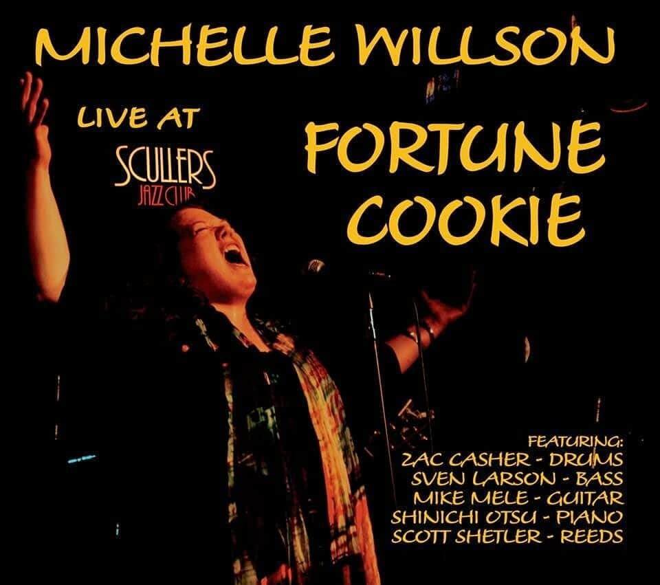 MichelleWillsonFortuneCookieCDReview