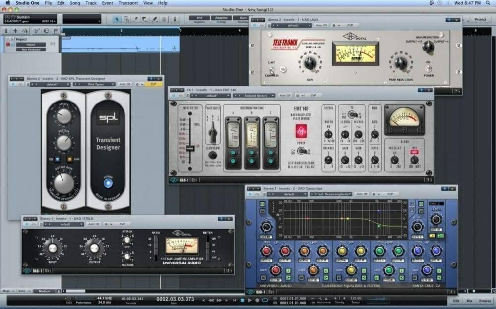 Vision Studios Recording Video Tutorials!