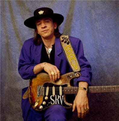 Stevie Ray Vaughn RT