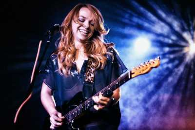Ruf Records artist Samantha Fish