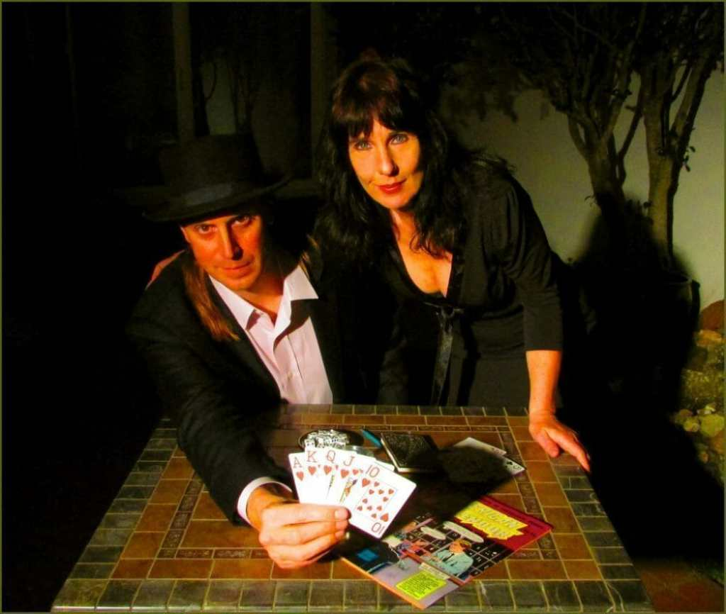 An Exclusive Interview with Cathy Lemons and Phil Berkowitz of the Lucky Losers