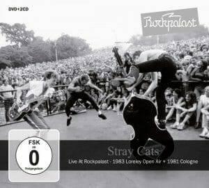 Stray Cats Live at Rockpalast DVD-CD