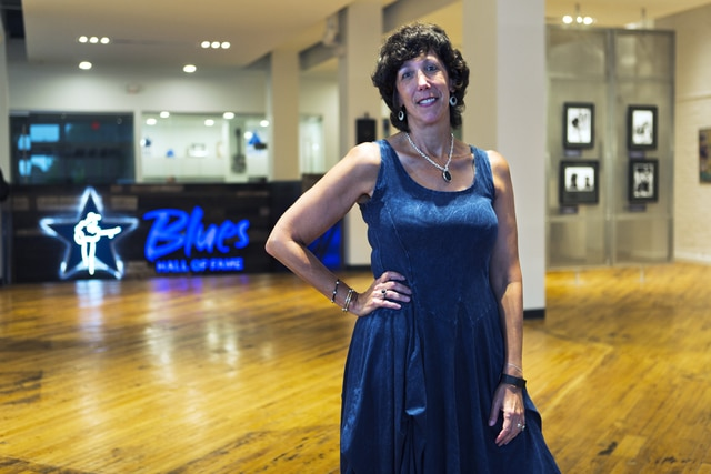 """Meet Barbara Newman """"President and CEO"""" of the Blues Foundation"""