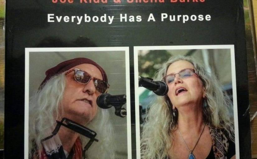 Joe Kidd and Sheila Burke – 'Everybody Has A Purpose'