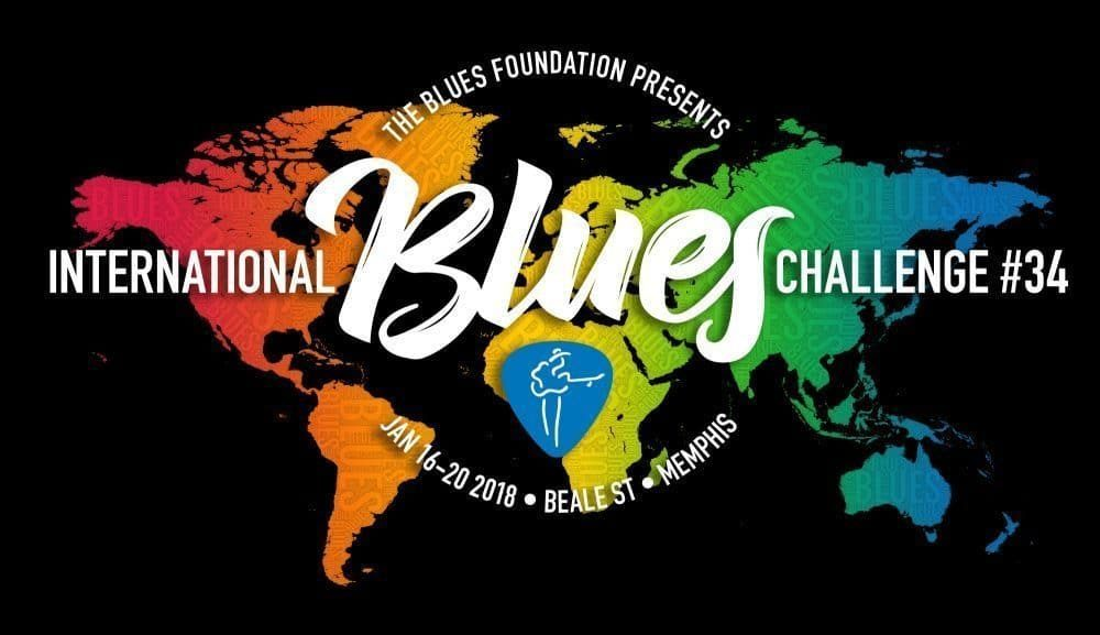 A Brief History of the International Blues Challenge