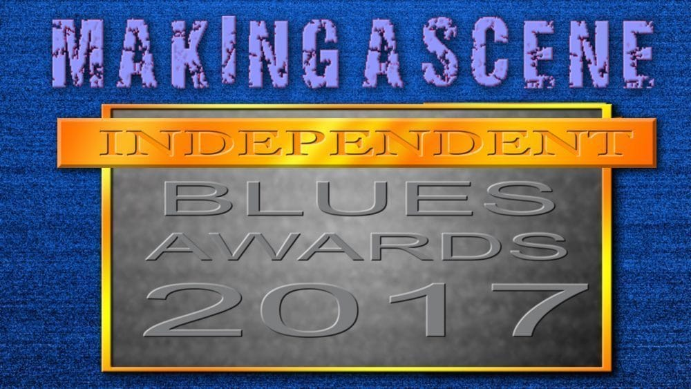 Independent Blues Awards 2017 WINNERS!