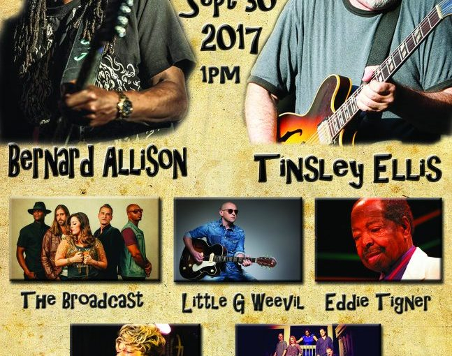 The Georgia Blues and Roots Festival 2017!