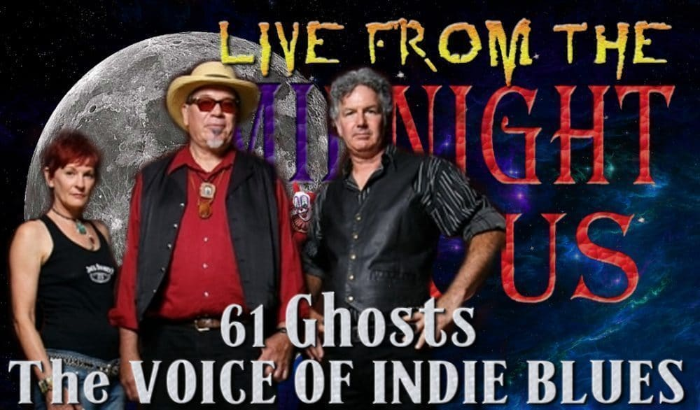 LIVE from the Midnight Circus Featuring 61 Ghosts