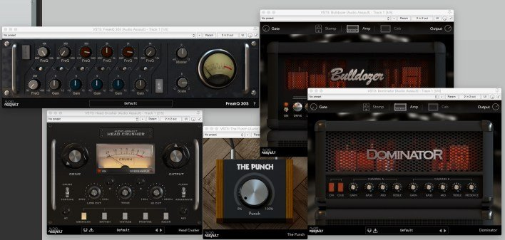 Top 5 Audio Assault Plugins