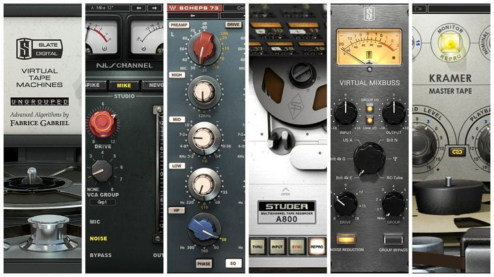 Signal to Noise Ratio in Analog Plugins