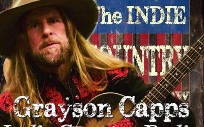 Grayson Capps ICR