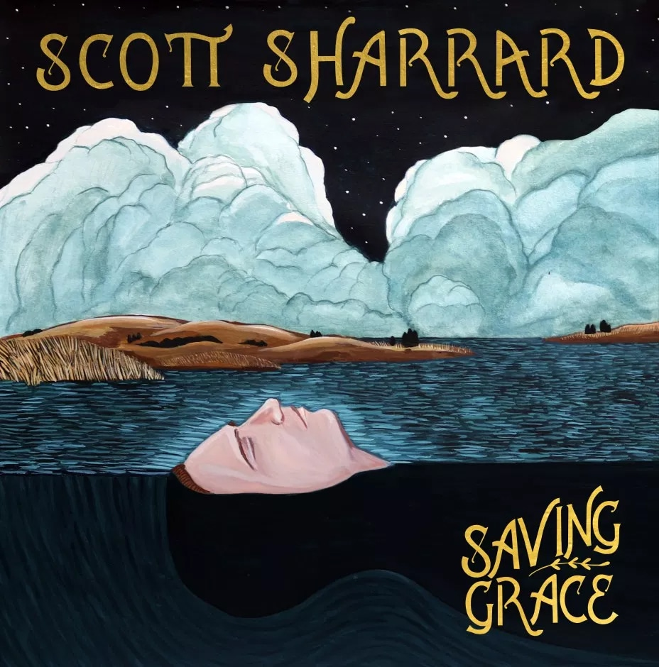 Scott Sharrard Saving Grace