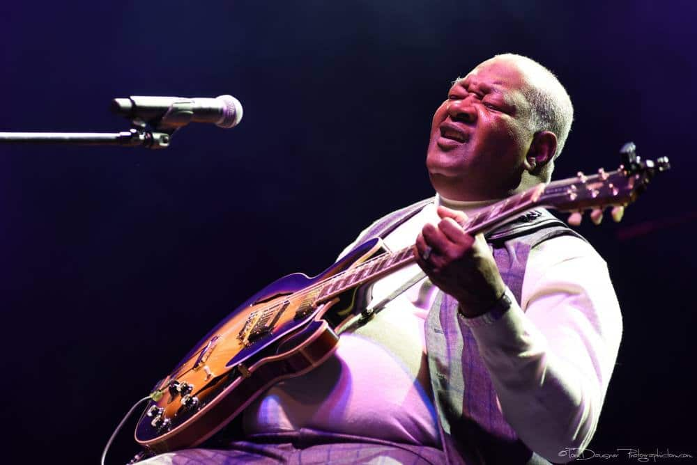 Georgia Blues and Roots Festival Sept. 29, 2018