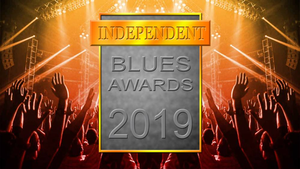 2019 Independent Blues Awards Voting Starts NOW!