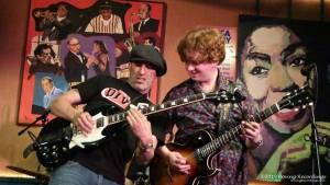 Billy The Kid & Tyler Morriss