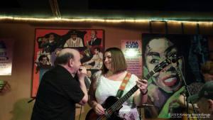 Amanda Fish and Richard Rosenblatt