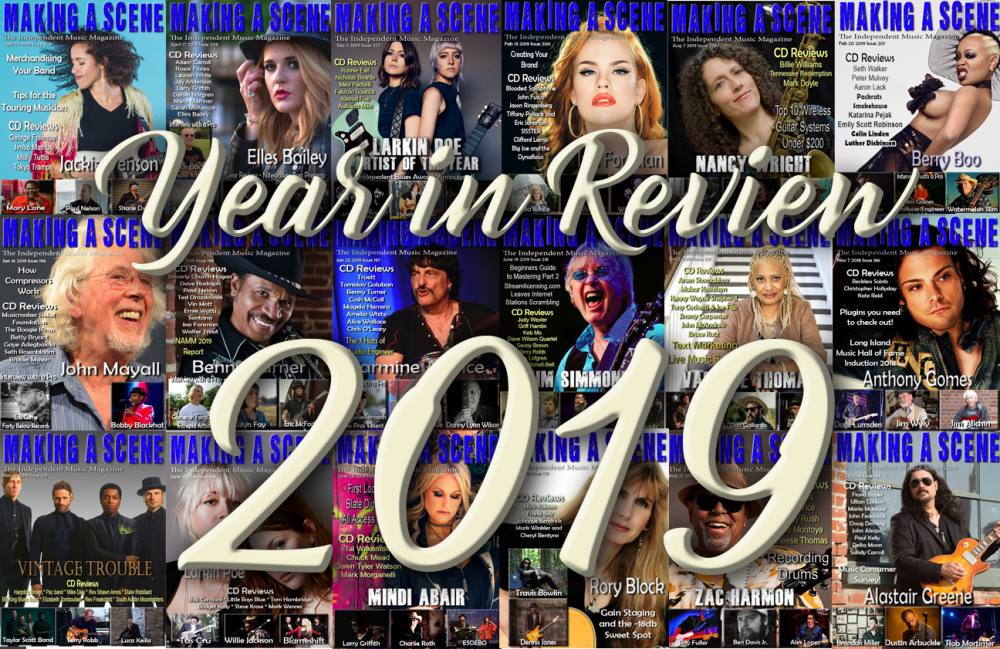 Making a Scene Year in Review!