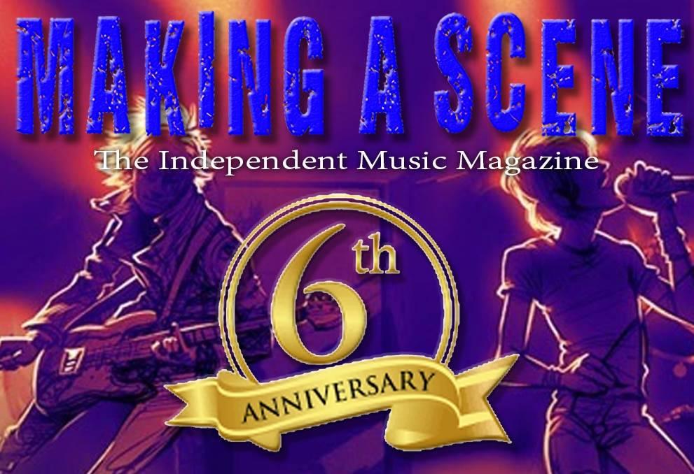 Making a Scene Celebrates 6 years!