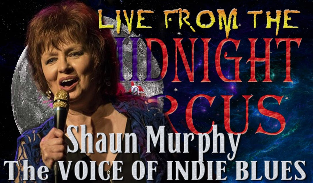 LIVE from the Midnight Circus Featuring Shaun Murphy