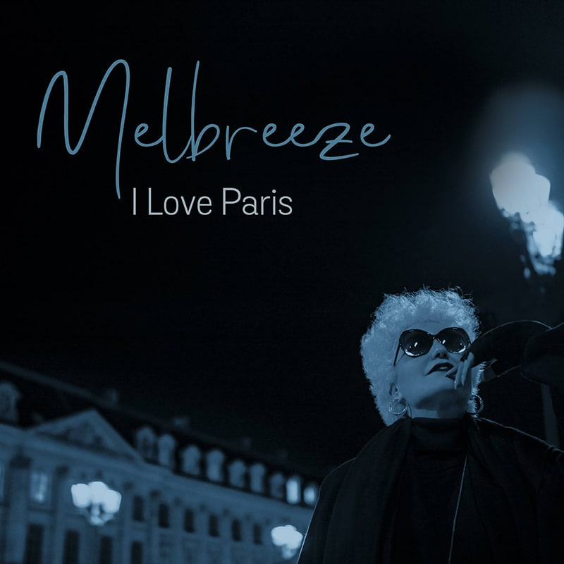 Melbreeze I Love Paris
