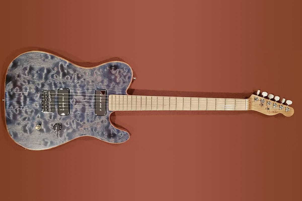 Review J Walker Guitars