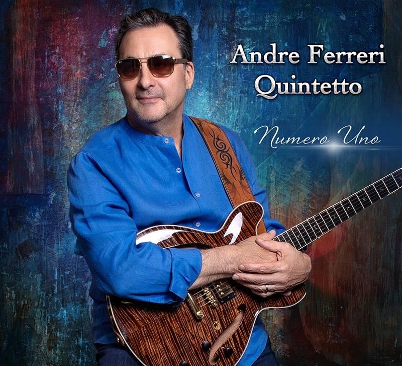 Andre-Ferreri-Quintetto-Numero-Uno-Cover