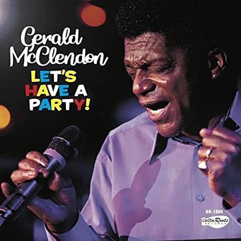 Gerald McClendon Let's Have a Party