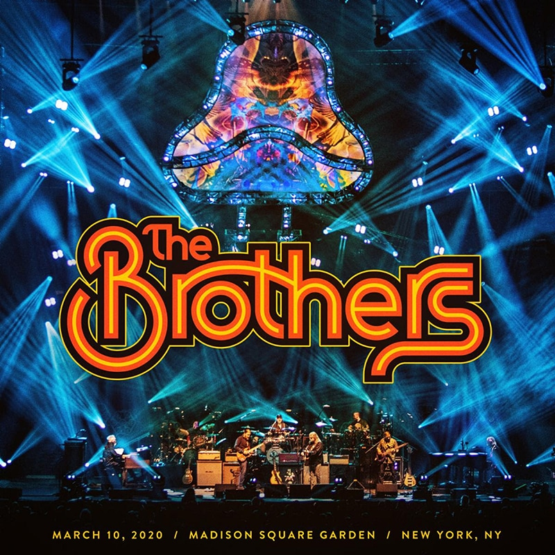 The Brothers March 10, 2020/Madison Square Garden/New York, NY