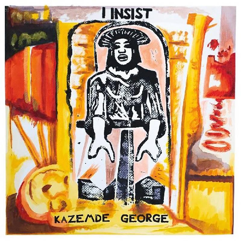 Kazemde George  I Insist