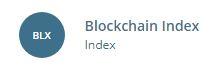 Blockchain Index BLX