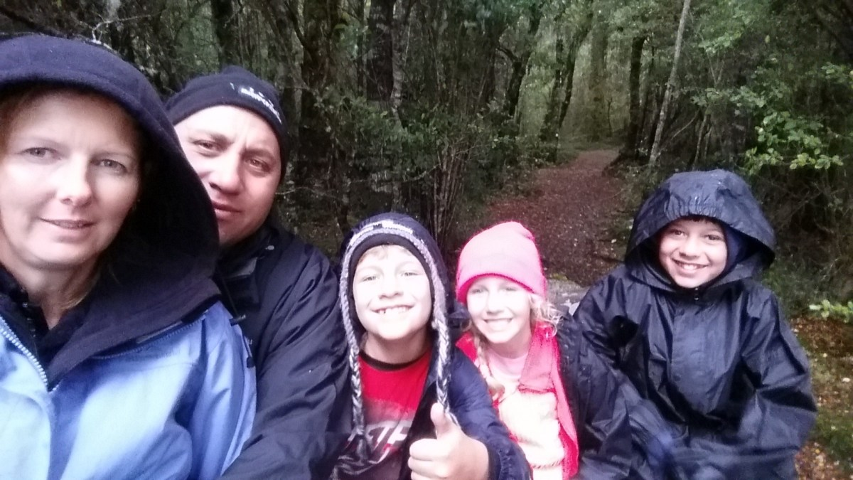 What to do with kids on a rainy day while on holiday