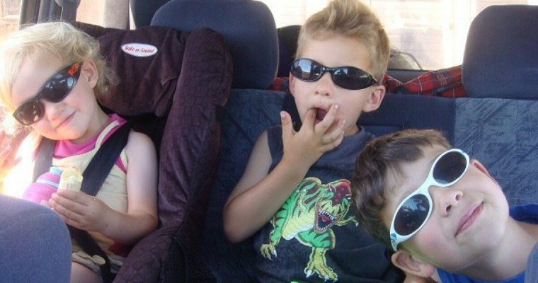 Kids Car Games – Great ideas to keep kids entertained on a long road trip
