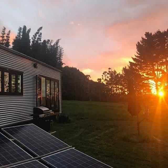 Tiny house living - Living big in a tiny home. Reduced living costs, reduced debt and home ownership! Find out how Kasia & Jake chose to live tiny for home ownership.
