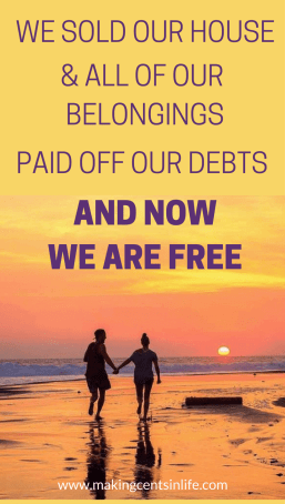 One couples journey to financial freedom. Kashlee & Trevor gave up their careers, sold everything they owned, paid off all their debt and now live a life of freedom, no longer caught up in the consumerism trap.