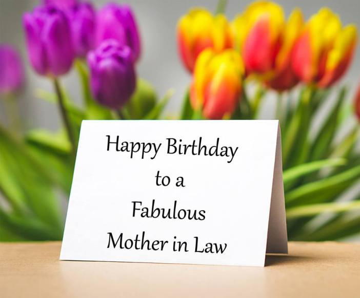 Top 30 Birthday Wishes For Mother in Law - Making Different