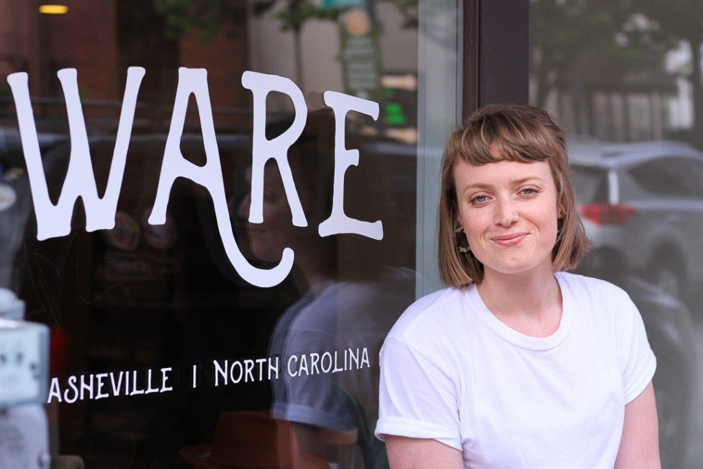 Gilli Roberts of Ware Asheville
