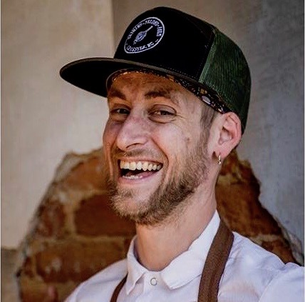 Derek Herre, Chef de Cuisine of The Rhubarb