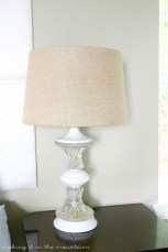 You won't believe how easy it was to transform these outdated lamps in just minutes!