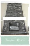 DIY Fireplace Mantle :: makingDIY Fireplace Mantel :: making it in the mountains it in the mountains