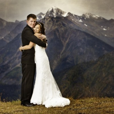 A Look Back at our Mountain Top Wedding