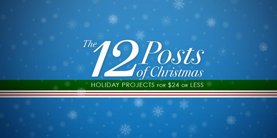 12 Posts of Christmas