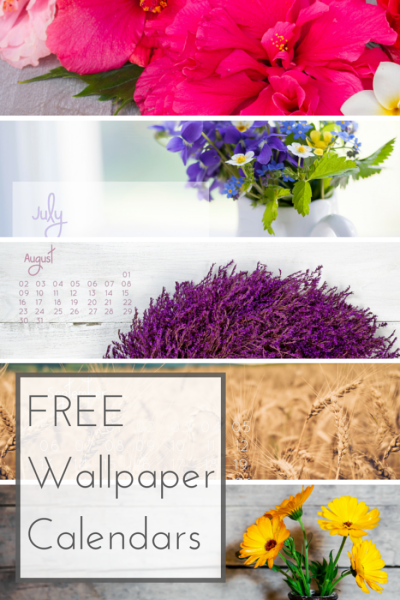 Beautiful FREE Wallpaper Calendars for your Desktop | making it in the mountains