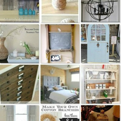 55 Perfectly Rustic Home Decor Ideas