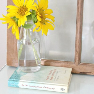 Decluttering to Change My Life: A Journey to Sparking Joy