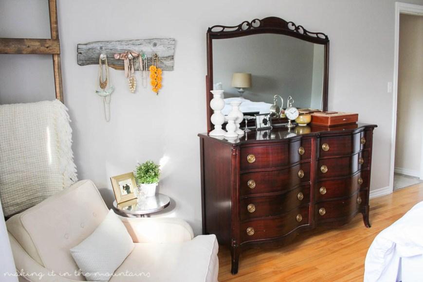 Master Bedroom Makeover - Before