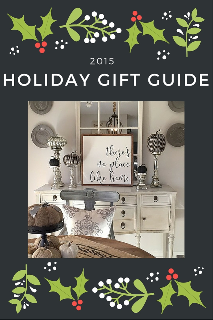 """Tons of gift ideas for """"her"""" with this inspiring Holiday Gift Guide for 2015!"""