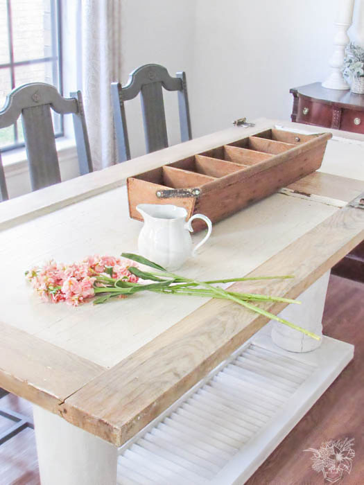DIY Door Table