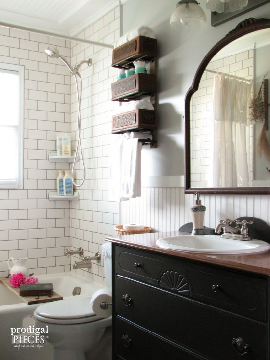 Farmhouse Style Bathrooms Full Of Rustic Charm Making